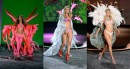 Le Top Model piu' belle del mondo per Victoria's Secret Fashion Show