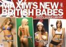 Maxim UK Sexy Calendario 2009