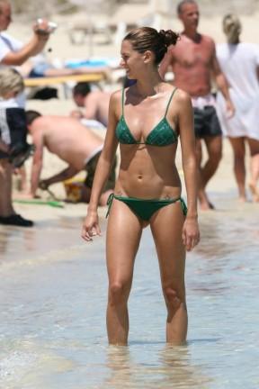 Melissa Satta bellissima su Maxim