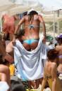 Melissa Satta in Vacanza