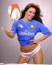 Melita Toniolo Sexy Rugbista