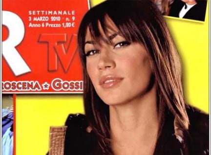 Mellissa Satti strabordante su Star TV