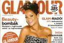 Rihanna sulla Copertina di Glamour
