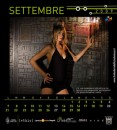 Sexy Studentesse Napoletane Calendario 2009