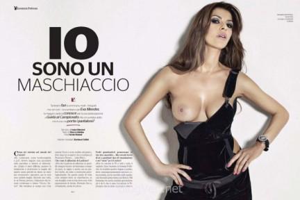 Susanna Petrone Bellissima su Playboy Italia