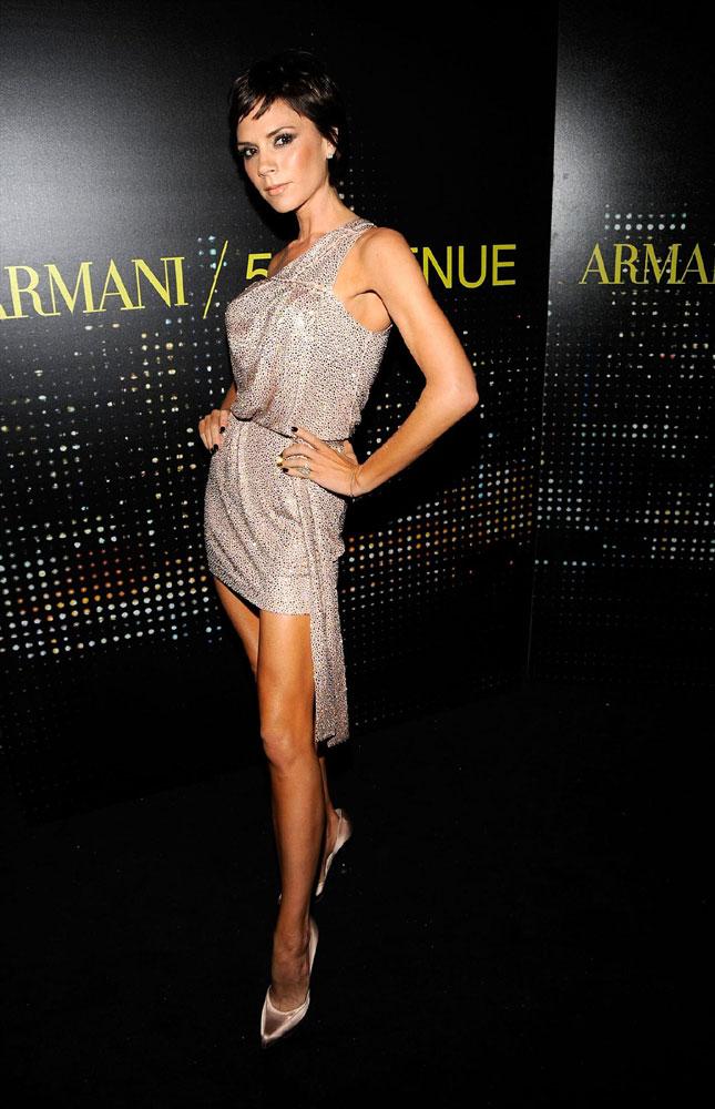 Victoria beckham armani new york store 3 9 for Armani new york