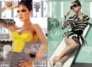 Victoria Beckham sulle pagine di Elle