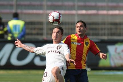 Lecce-Torino: un duello tra Di Michele e Coppola