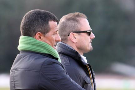 Petrachi e Ferri hanno assistito alla ripresa degli allenamenti del Toro