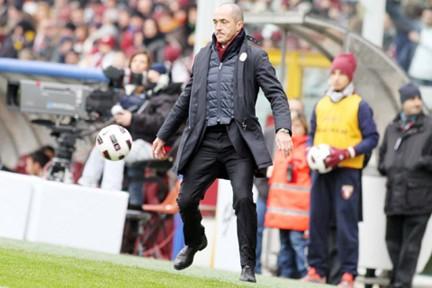 Franco Lerda, deluso per la rimonta subita in extremis contro il Siena