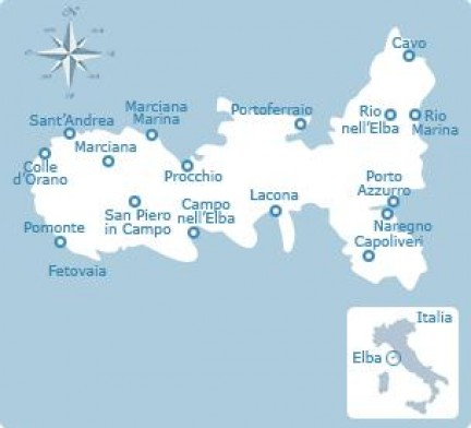 Elba e Italia