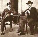 Giacomo Puccini e Toscanini