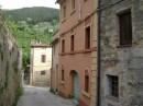 Il borgo di Montemagno nel Comune di Calci