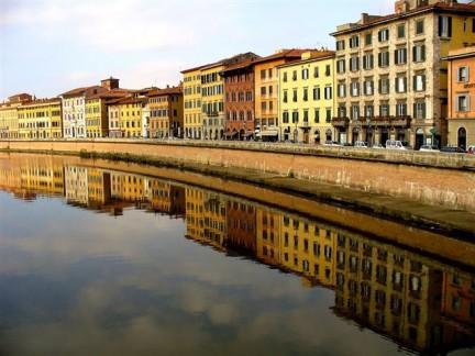Itinerario del centro storico di Pisa