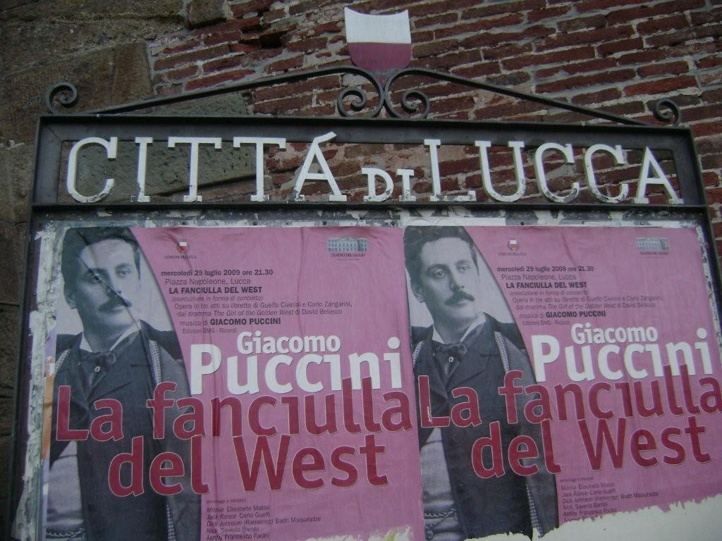 La Fanciulla del West a Lucca Summer Festival