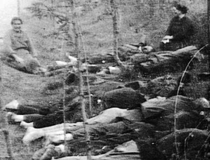 L'eccidio nazista di Sant'Anna di Stazzema