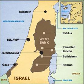 Cartina Israele E Palestina.Toscana Meravigliosa Le Guide Di Supereva