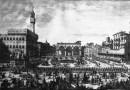 Monumenti e statue in Piazza della Signoria a Firenze