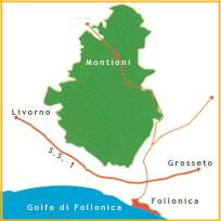 Parco Naturale interprovinciale di Montioni