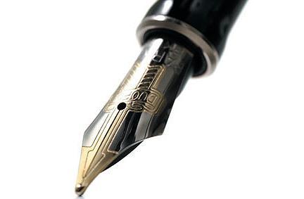 Penna rossa, penna blu, penna nera