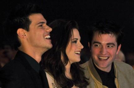 Taylor, Kristen e Robert