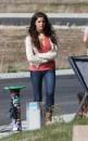 Ashley Greene: nuove foto dal set di The Apparition