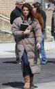 Ashley Greene: set The Apparition