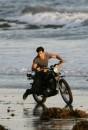 Taylor Lautner a Malibu Beach