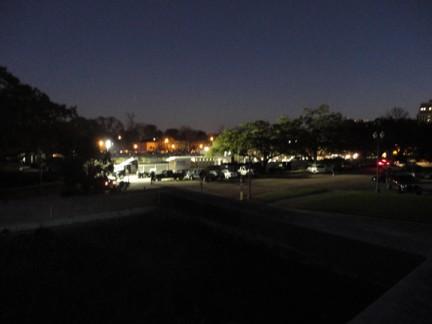 Breaking Dawn: set Baton Rouge