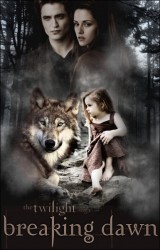 Breaking Dawn fanmade poster