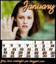 Calendario 2010 New Moon