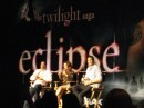 Christian Serratos, Daniel Cudmore e Gil Birmingham: Twilight LA Convention