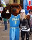 Dakota Fanning - 5K Mattel Childrens Hospital UCLA Benefit