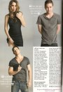 Greene, Lutz, Reed e Rathone su Glamour Magazine