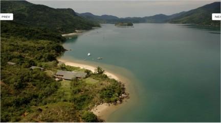 Isola Esme: Saco de Mamanguá, Paraty-Mirim