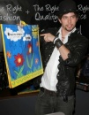 Jackson Rathbone e BooBoo Stewart: T.J.Maxx per Save the children