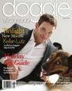Kellan Lutz sulla rivista Doggie Aficionado