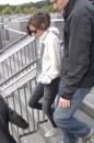 Kristen e Taylor visitano Berlino
