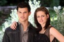 Kristen Stewart e Taylor Lautner: Roma