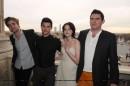 Pattinson, Lautner, Stewart e Weitz nuove foto da Parigi