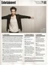 Pattinson, Stewart e Lautner su EW