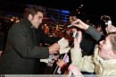 Pattinson, Stewart, Lautner e Weitz a Londra