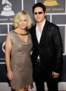 Peter Facinelli e Taylor Lautner - Grammy Awards
