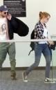 Robert e Kristen: arrivo a LA e la loro casa