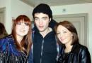 Robert Pattinson, Ashley Greene e Kellan Lutz