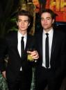 Robert Pattinson: Golden Gobes 2011