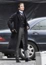Robert Pattinson: nuove foto da Budapest