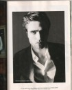 Robert Pattinson su Details