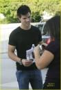 Taylor Lautner a LA