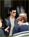 Taylor Lautner: Ambassaduer de star